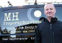 Mark Hamley, Property Services Plymouth - Van
